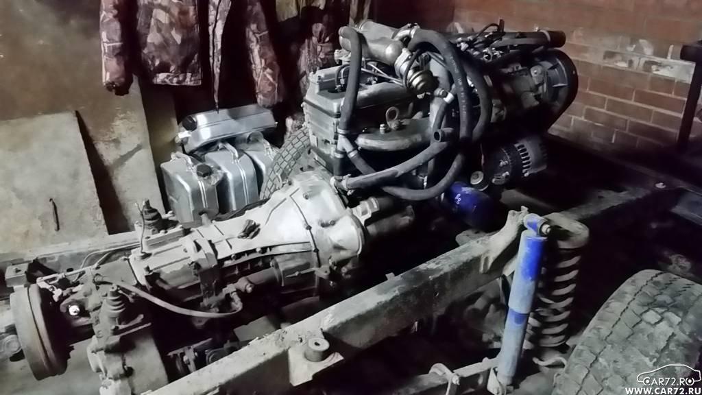 Ремонт двигателя змз 514 своими руками