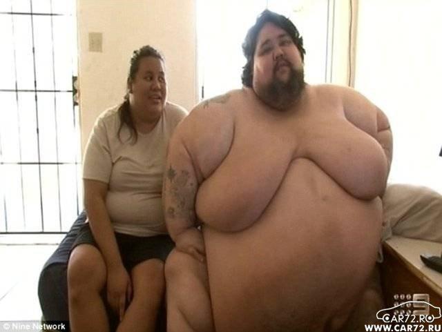 Баб жирных трахнул двух