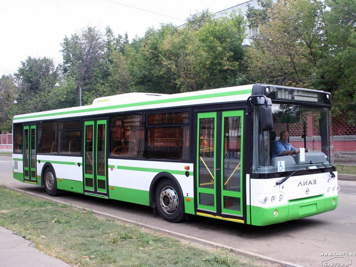 серьезные фото автобуса лиаз новинки архитектура эта