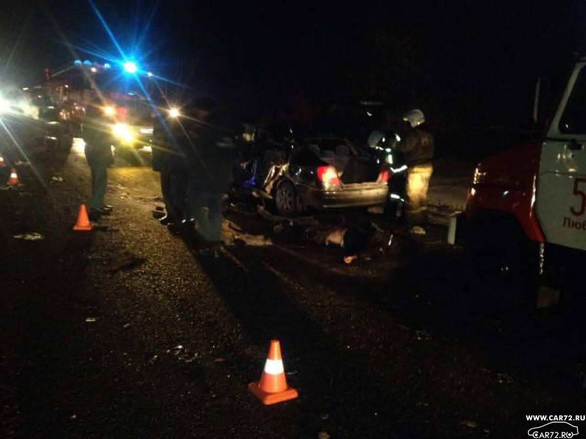 Аварии легковые авто2015 год