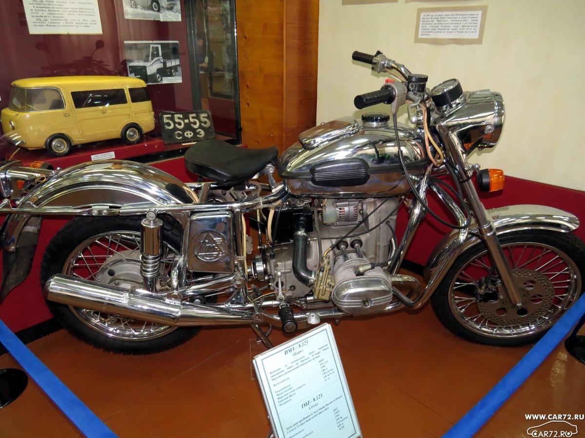 Мотоцикл К-750: технические характеристики и фото ...